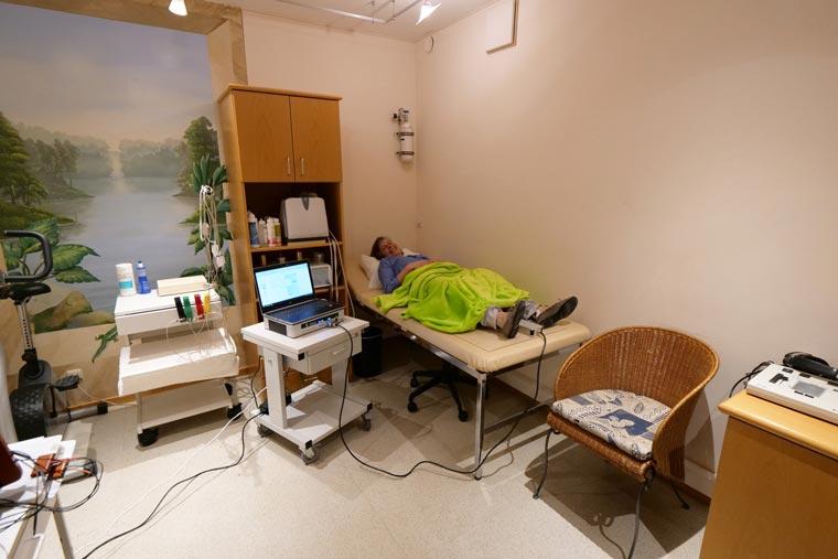 Behandlung von Patienten